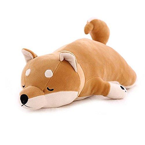 URAKUTOYS ユラクトイズ プレミアムねむねむアニマルズ 抱きまくらLサイズ 柴犬のコタロウぬいぐるみ