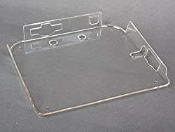 ニンテンドー2DS専用クリスタルクリアケースカバー