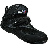 ELF(エルフ) ライディングシューズ Synthese15【シンテーゼ15】 ブラック 26.5cm Synthese15