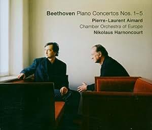 ベートーヴェン:ピアノ協奏曲全集(3枚組)/Beethoven: Piano Concertos Nos. 1-5