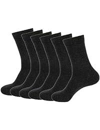 (ビンロ) BINRO ソックス メンズ ビジネスソックス カジュアル 靴下 通気性抜群 男性用 3足組