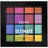 NYX Professional Makeup Ultimate Eye Shadow Palette Brights 101.6g, Midnight Orchid