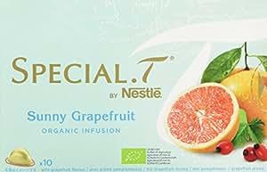 Nestle スペシャルT専用カプセル サニーグレープフルーツ SGF01