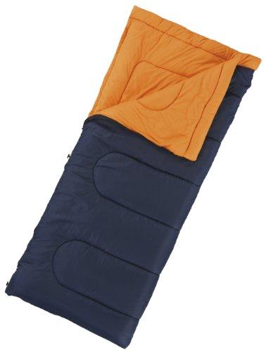 Coleman(コールマン) 寝袋 パフォーマー/C5 ネイビー [使用可能温度0度] 2000016928 シュラフ