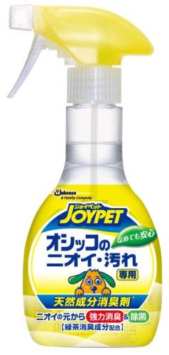 ジョイペット 天然成分消臭剤オシッコのニオイ・汚れ専用 270ml