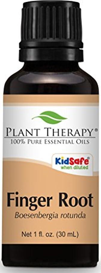 思いやり大佐公爵夫人Plant Therapy Finger Root Essential Oil. 30 ml (1 oz) Use for Aromatherapy, Personal Care, and Diffuser. …