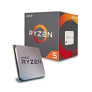 AMD CPU Ryzen 5 2600X with Wraith Spire cooler YD260XBCAFBOX