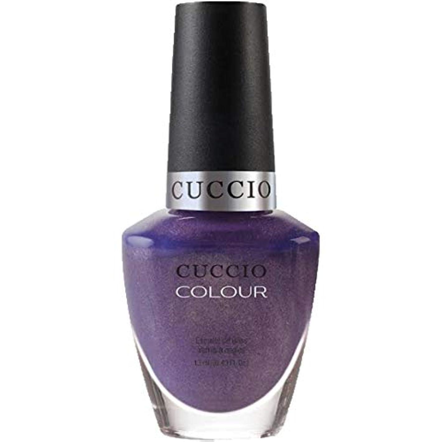 打倒シートオーガニックCuccio Colour Gloss Lacquer - Touch of Evil - 0.43oz / 13ml