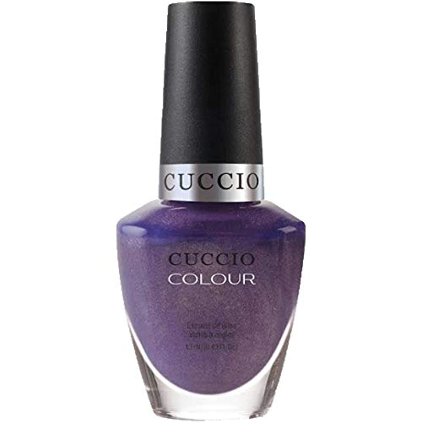 組み合わせるスケッチうるさいCuccio Colour Gloss Lacquer - Touch of Evil - 0.43oz / 13ml