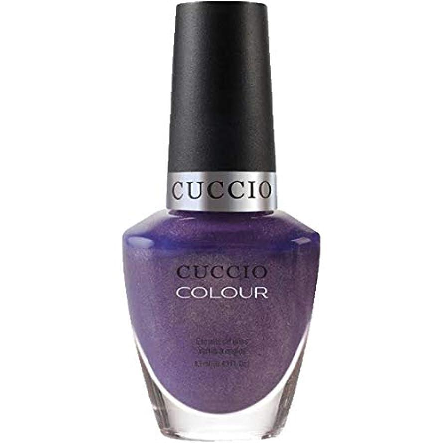 傾向封建喜びCuccio Colour Gloss Lacquer - Touch of Evil - 0.43oz / 13ml