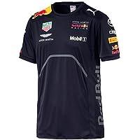 【 Red Bull 】 RBR レッドブル F1 Racing Team オフィシャル レプリカ Tシャツ 2018