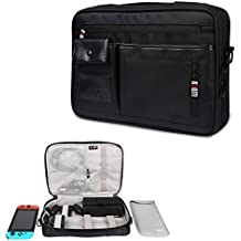 High Qualityendo Switch NS Case Cubevit BUBM Nintendo Switch Game Console Case Protective Travel Carrying Case for Nintendo Switch Console and Accessories with Card Holder at Home Storage Outdoor