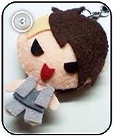 SHINee シャイニー Key キー - Lucifer KPOP 手作り縫いぐるみキーチェーン