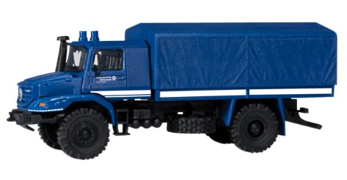 herpa 1/87 メルセデス ベンツ ゼトロス キャンバストラック