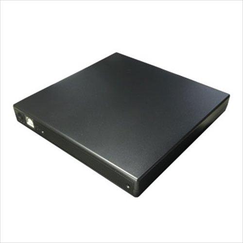 変換名人 スリムドライブ用ドライブケース USB2.0接続 [ スリムSATA接続ドライブ専用 ] DC-SS/U2
