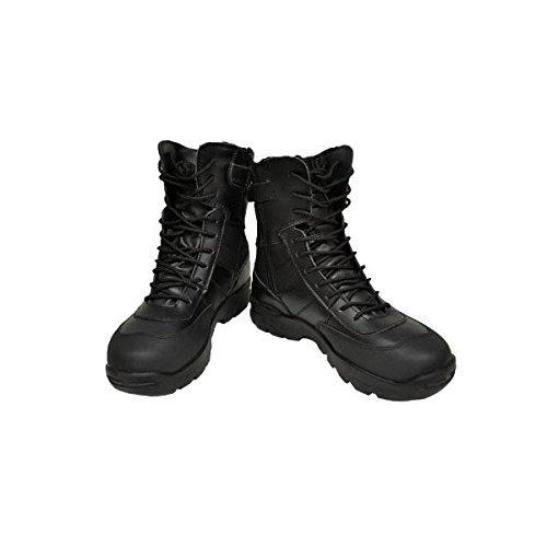 SWAT S.W.A.T ミリタリーブーツ ジャングルブーツ 黒色 ブラック 26.0cm...