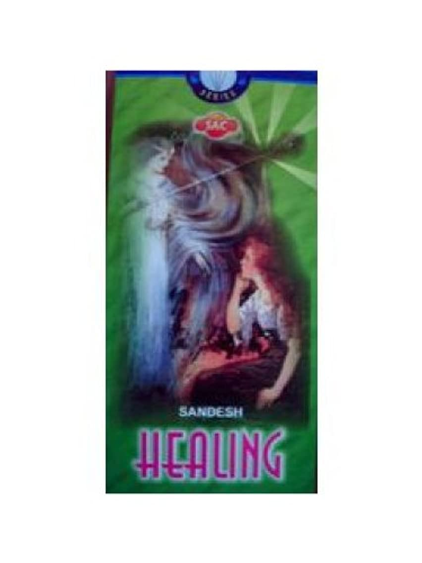 湿気の多い大砲ツールJBJ Sac Healing Incense Sticks