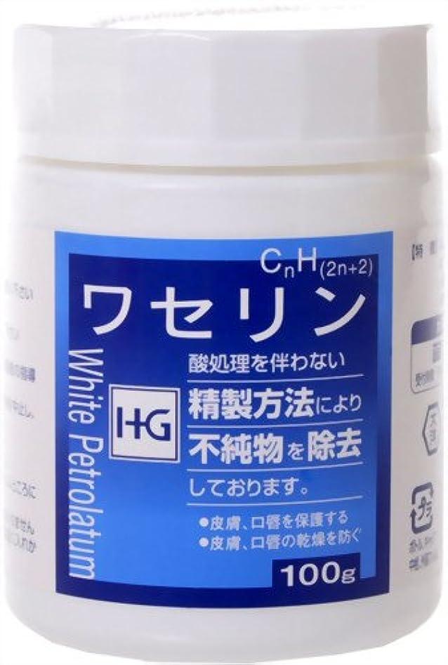 プラススリラーかる大洋製薬 ワセリンHG 単品