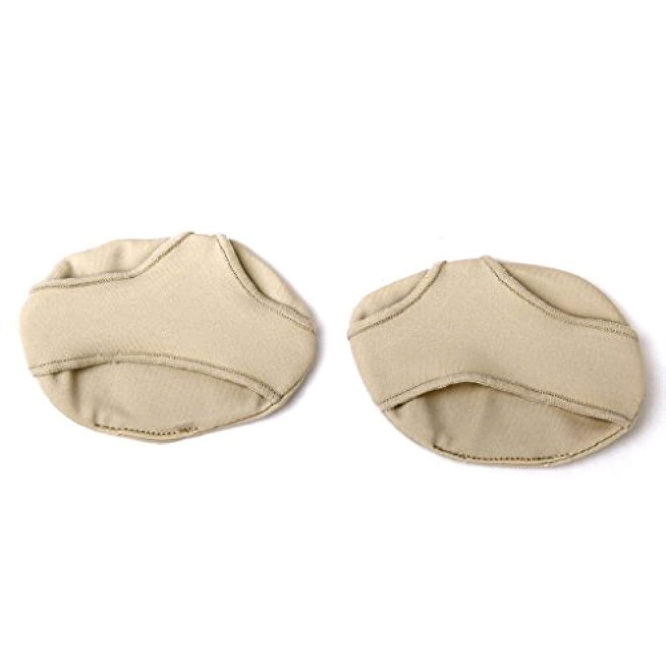 デッキセマフォ反映するGaoominy ペアの低中足パッド クッションブランケット 前足の痛みを和らげるためのストラップ付きインソール Y形