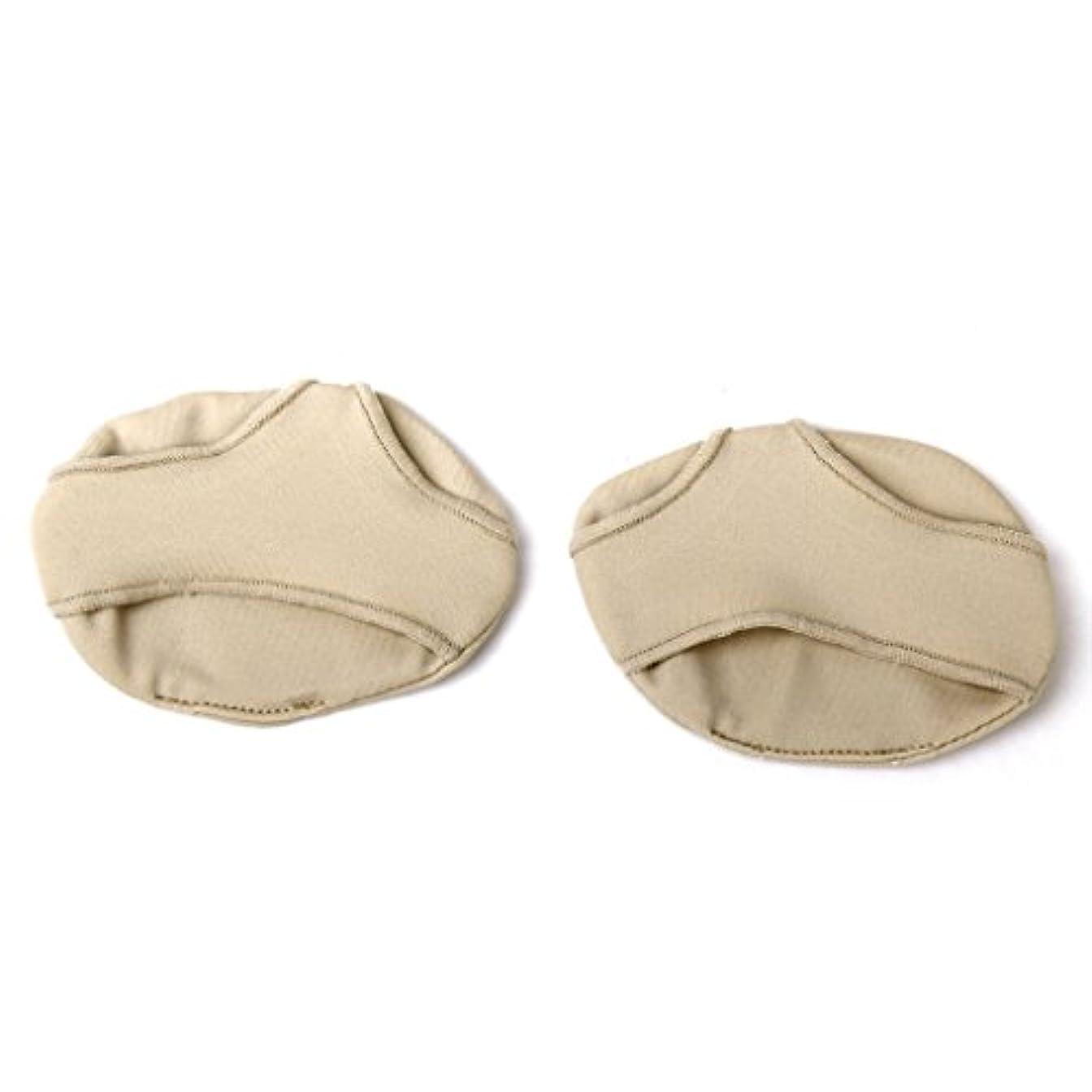 認可悪質な徹底的にGaoominy ペアの低中足パッド クッションブランケット 前足の痛みを和らげるためのストラップ付きインソール Y形