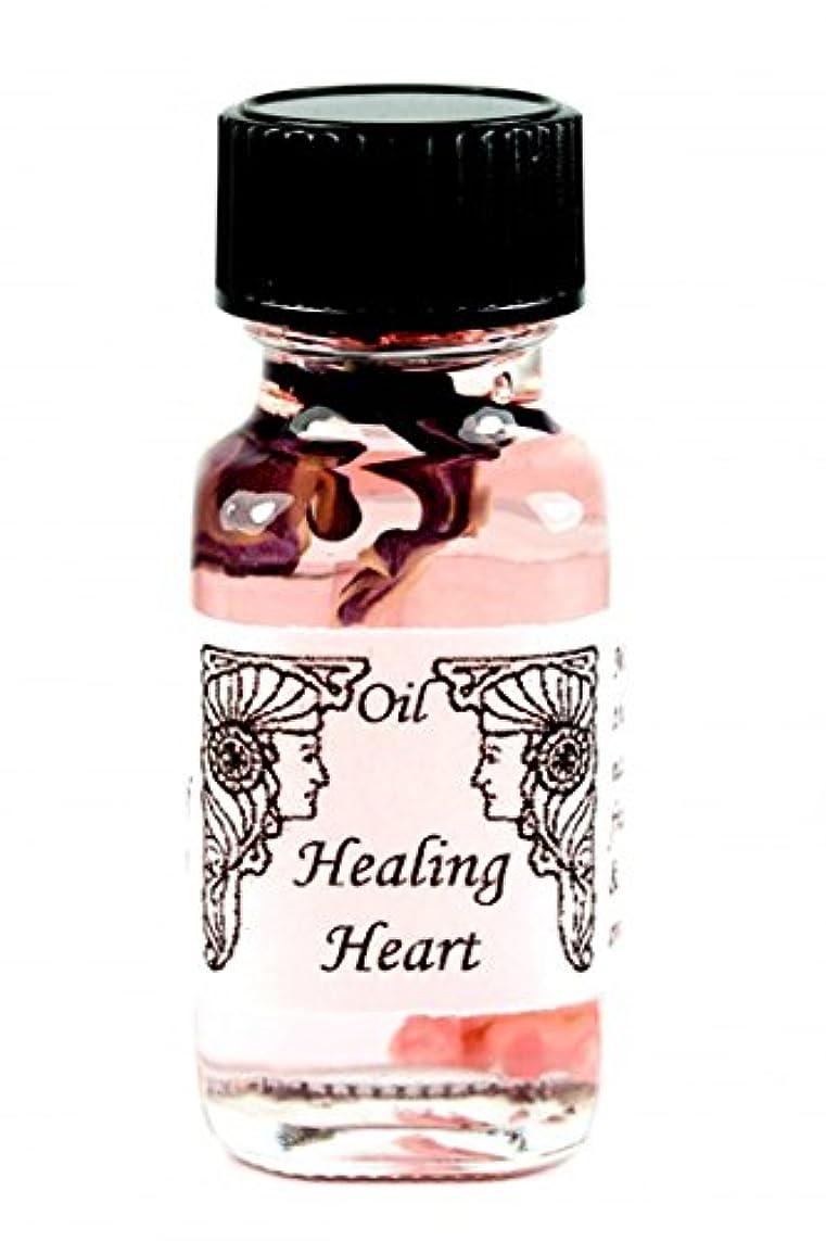 広範囲に吹きさらしメナジェリーアンシェントメモリーオイル Healing Heart (心を癒す)
