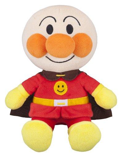 [해외]호빵맨 훌쩍 응 스마일 인형 S Plus 호빵맨/Anpanman Furidani Smile Plush Doll S Plus Anpanman