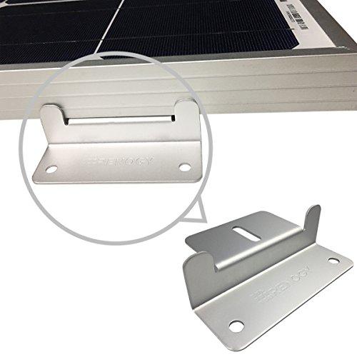 RENOGY  ソーラー パネル取付 Z ブラケット 1セット(4つ)