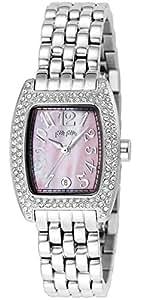 [フォリフォリ]Folli Follie 腕時計 S922ブレス ピンクパール文字盤 WF5T081BZP レディース 【並行輸入品】