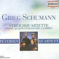 Grieg String Quartets; Schumann Quartet Op. 41/1 / Peterson Quartet (2006-01-01)