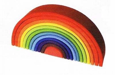 グリムス アーチレインボー (虹色トンネル特大) GM10670