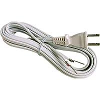 電源用補助コード(棒端子)3m W