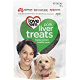 Love'em Pork Liver Treats 100 g