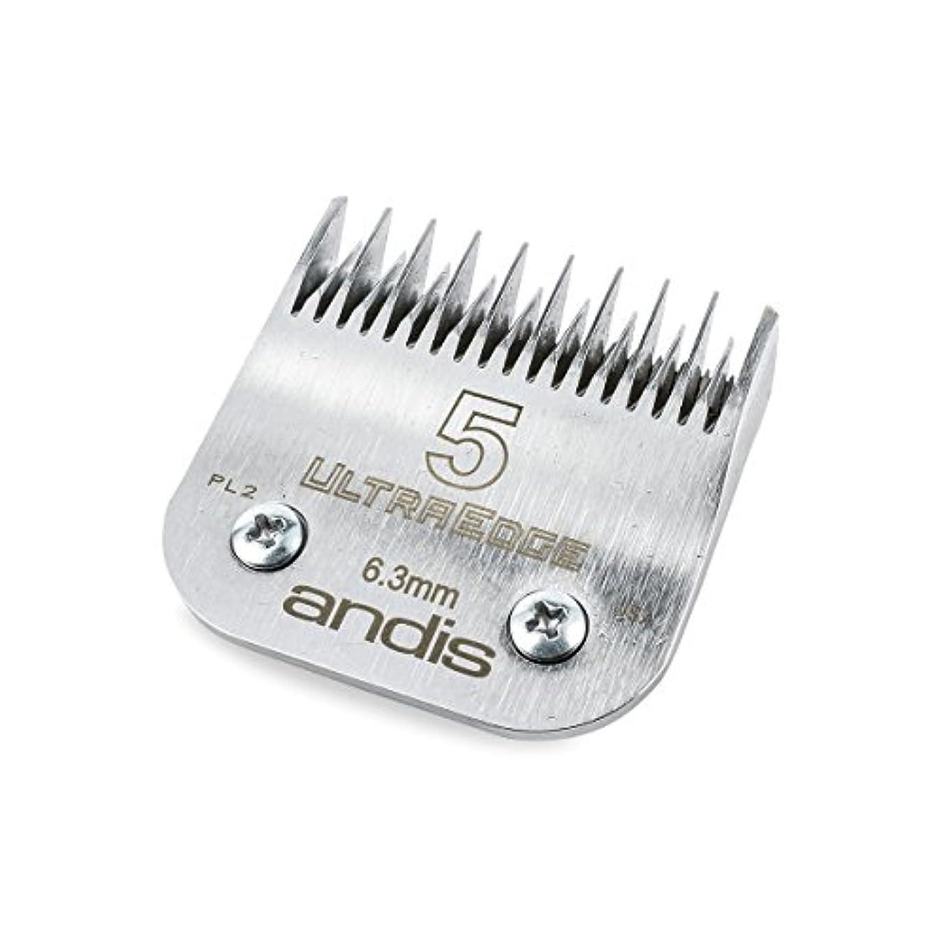 警察署代名詞古くなったアンディス 64079 ウルトラエッジ 5 スキップ ツゥース ブレード 6.3mm[海外直送品] [並行輸入品]