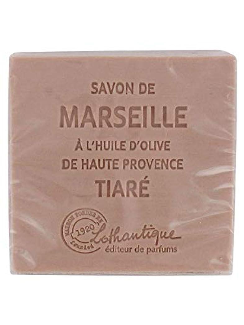 申請者手のひらアルコールLothantique(ロタンティック) Les savons de Marseille(マルセイユソープ) マルセイユソープ 100g 「ティアラ」 3420070038098