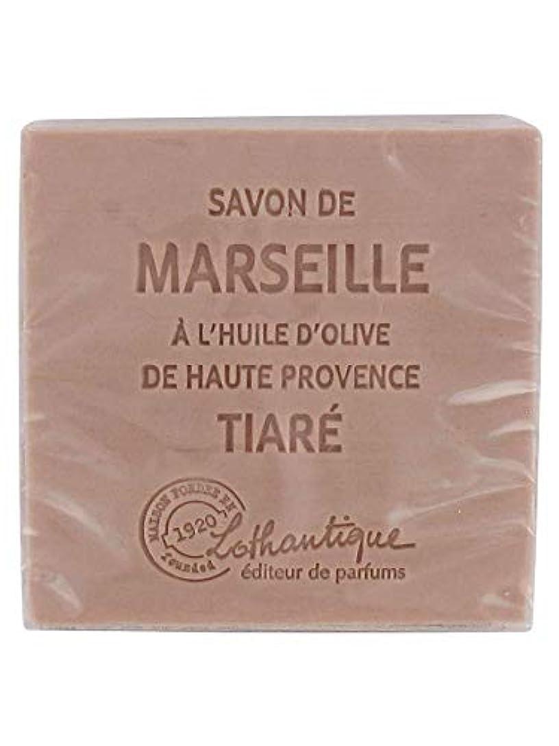 かどうか禁じる掻くLothantique(ロタンティック) Les savons de Marseille(マルセイユソープ) マルセイユソープ 100g 「ティアラ」 3420070038098