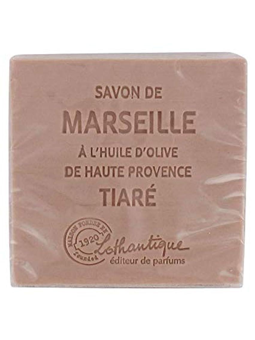異常すべき前置詞Lothantique(ロタンティック) Les savons de Marseille(マルセイユソープ) マルセイユソープ 100g 「ティアラ」 3420070038098