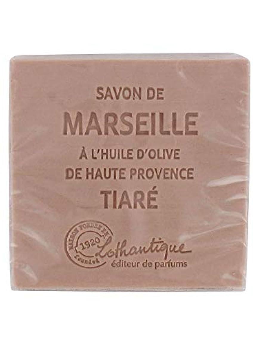 持参人事物理的なLothantique(ロタンティック) Les savons de Marseille(マルセイユソープ) マルセイユソープ 100g 「ティアラ」 3420070038098