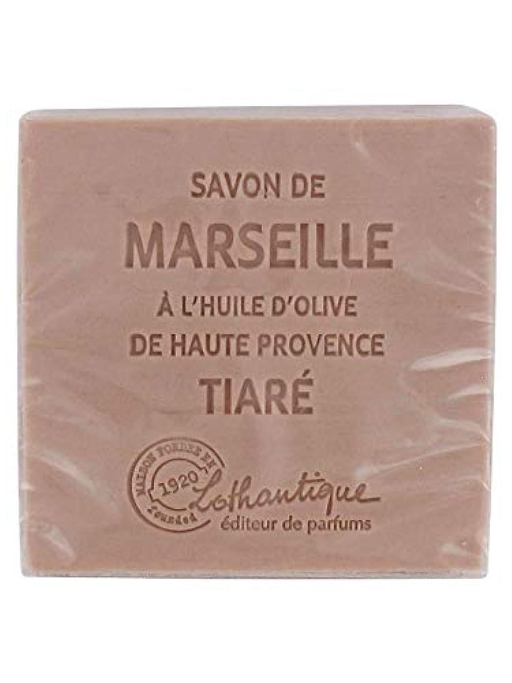百科事典組立リゾートLothantique(ロタンティック) Les savons de Marseille(マルセイユソープ) マルセイユソープ 100g 「ティアラ」 3420070038098