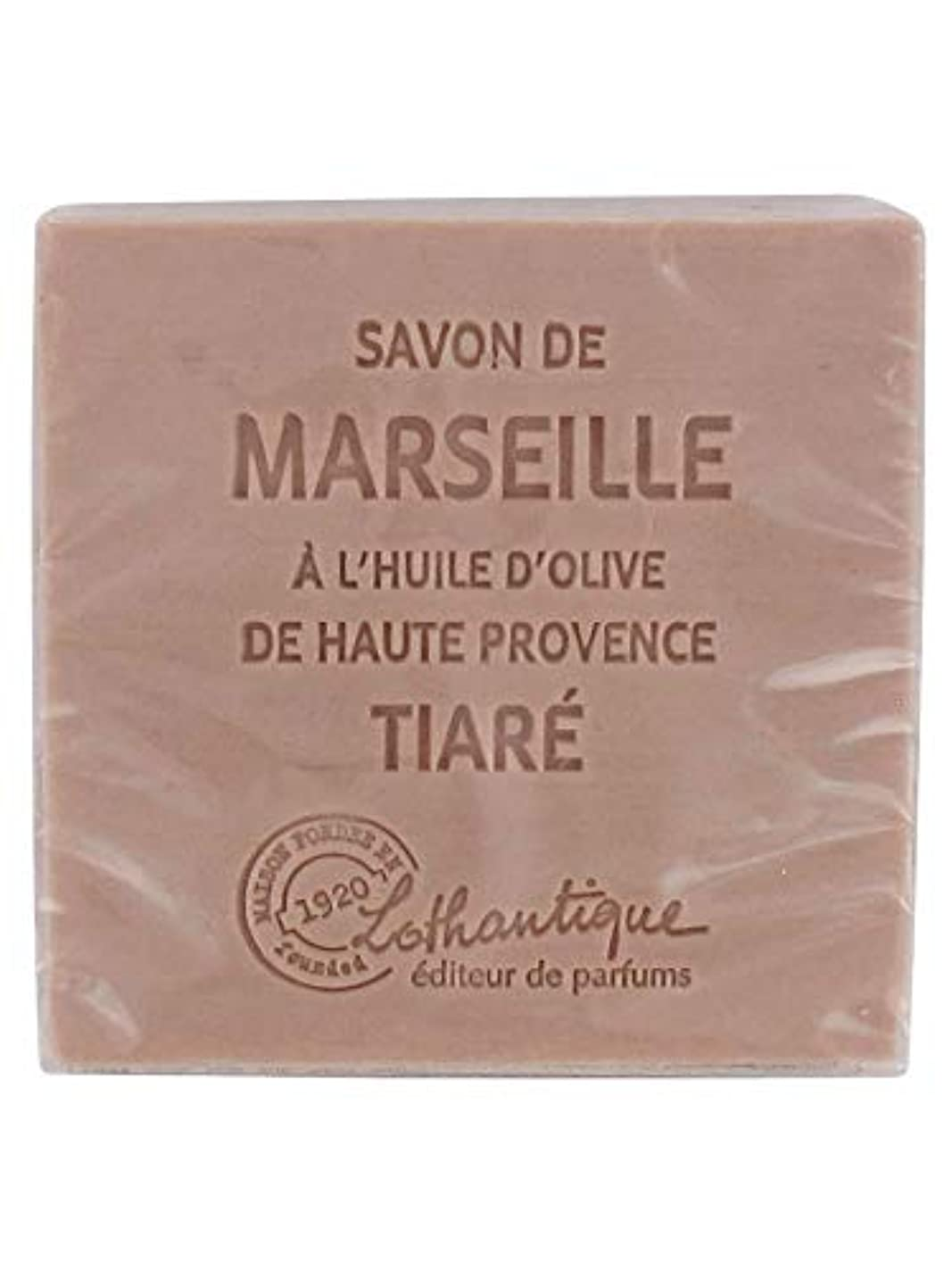 カッターうがい薬高めるLothantique(ロタンティック) Les savons de Marseille(マルセイユソープ) マルセイユソープ 100g 「ティアラ」 3420070038098