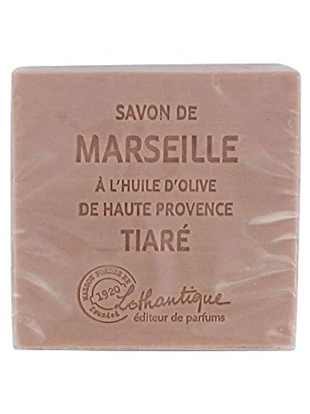 意識的噂ビームLothantique(ロタンティック) Les savons de Marseille(マルセイユソープ) マルセイユソープ 100g 「ティアラ」 3420070038098