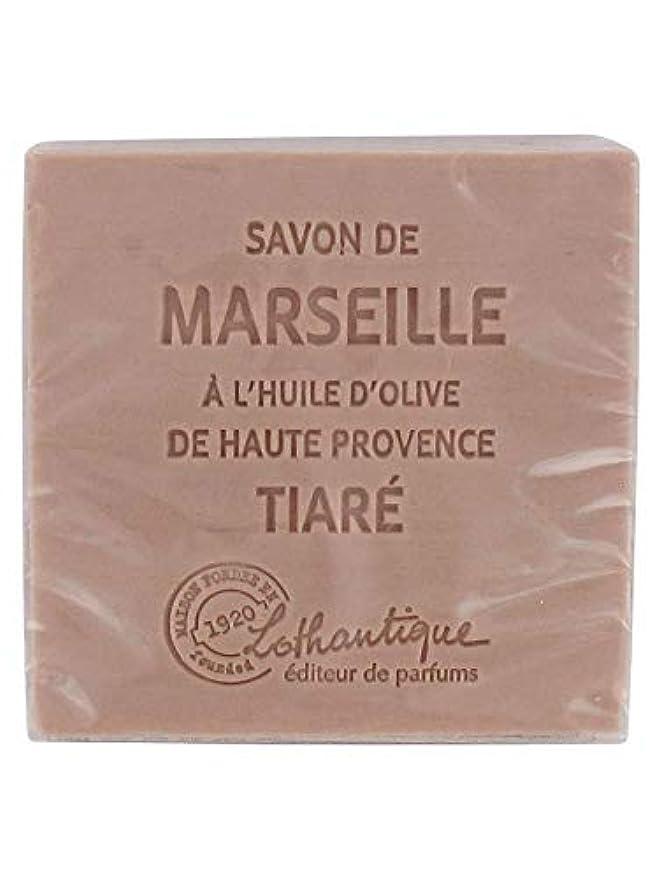 スーダンウガンダ実質的にLothantique(ロタンティック) Les savons de Marseille(マルセイユソープ) マルセイユソープ 100g 「ティアラ」 3420070038098
