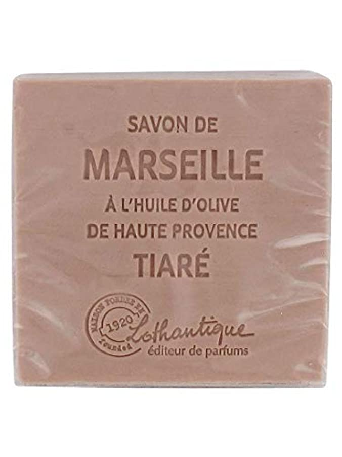 はさみ線苦しむLothantique(ロタンティック) Les savons de Marseille(マルセイユソープ) マルセイユソープ 100g 「ティアラ」 3420070038098