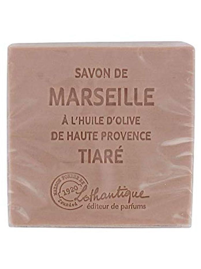 野ウサギ批判承認Lothantique(ロタンティック) Les savons de Marseille(マルセイユソープ) マルセイユソープ 100g 「ティアラ」 3420070038098