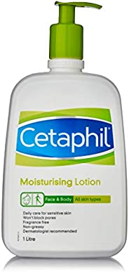 Cetaphil Moisturising Lotion for All Skin Types, 1L