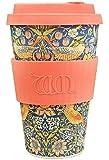 Ecoffee Cup(エコーヒー カップ) カップ ソーサー 繰り返し使える 環境に優しい バンブーファイバー 400ml 600 508