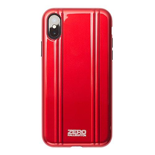 【iPhoneX ケース】ZERO HALLIBURTON(...
