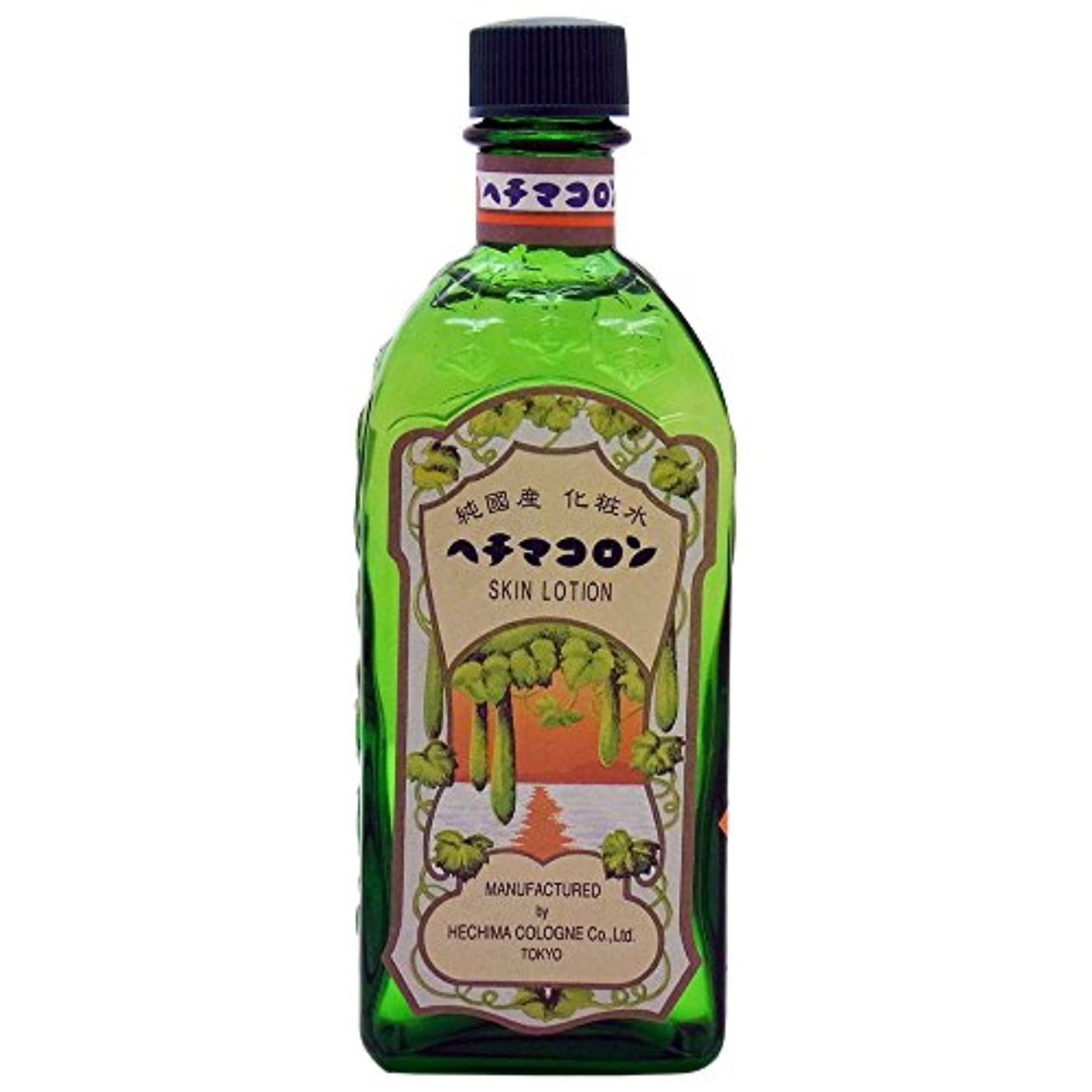 ダルセット尊敬ヘッドレスヘチマコロン ヘチマコロンの化粧水 ピュア 120ml