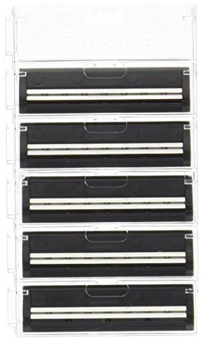手順サイバースペース代表WCN ウイルキンソン WⅡ 業務用2枚刃替刃 ダブルツー 120個入り(5個×24)