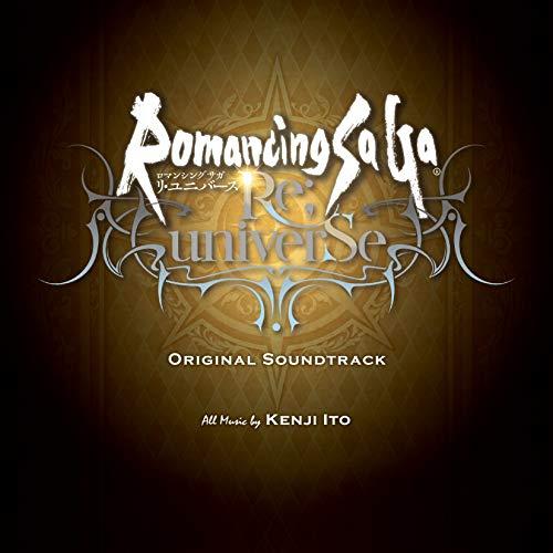Romancing SaGa Re;univerSe Original Soundtrack(特典なし)