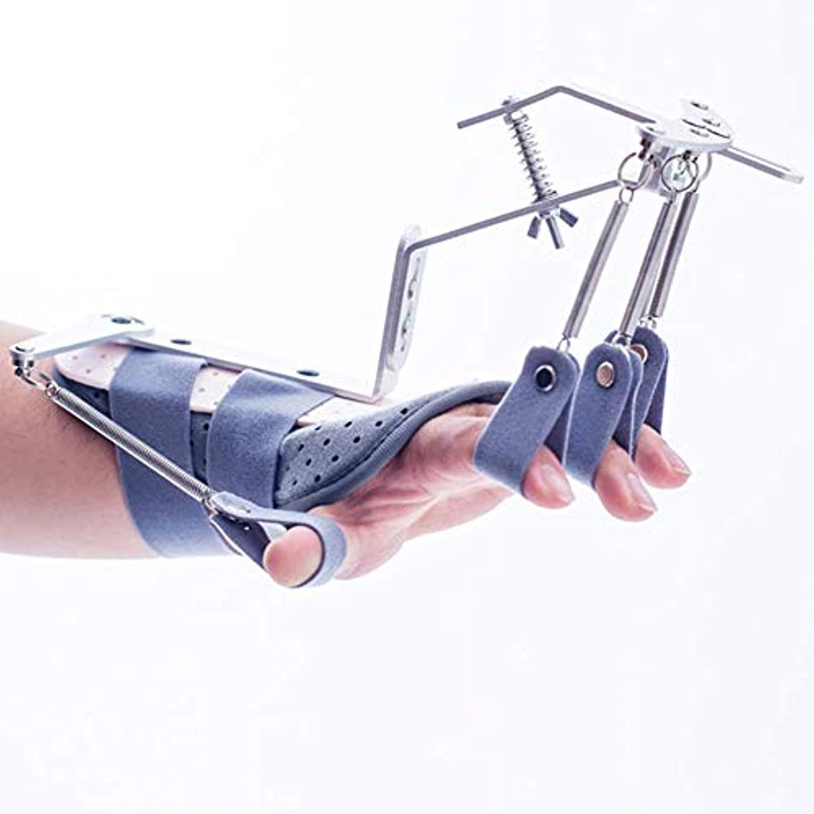 エンコミウム暗黙くるくる指の損傷のサポート、指の副木サポート、手首、手首の親指装具サポート、リハビリテーショントレーニング